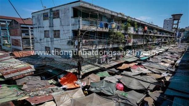 Cải tạo chung cư cũ: Cân lợi ích nhà đầu tư-người dân 11