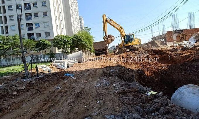 Đất thải từ dự án Ecohome 3 Golden Time đi về đâu? 7