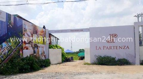 Khách bán cắt lỗ dự án La Partenza vì xây dựng chậm 4
