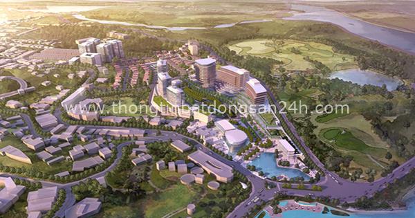 Đại gia Nguyễn Cao Trí bất ngờ lộ diện tại siêu dự án 25.000 tỷ Sài Gòn - Đại Ninh 9