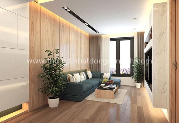 Sắp khai trương căn hộ mẫu dự án Goldmark City 5