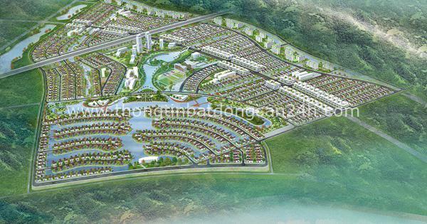"""""""Siêu dự án"""" 10.000 tỷ của đại gia kín tiếng Hà Thành bị điều chỉnh quy hoạch 8"""