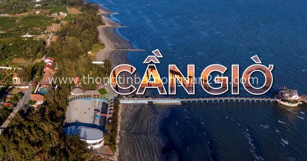 Tp.HCM duyệt quy hoạch Khu đô thị du lịch lấn biển Cần Giờ hơn 2.800ha 11
