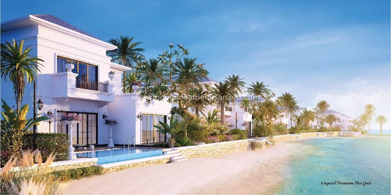 Vingroup tiếp tục ra mắt biệt thự biển Vinpearl Paradise Villas 5