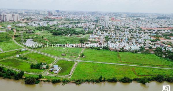 5 khu vực sẽ hình thành các đô thị mới quy mô lớn tại Tp.HCM 10