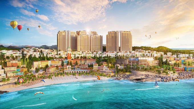 Sun Grand City Hillside Residence - dự án nổi bật của Sun Group tại Nam Phú Quốc 3