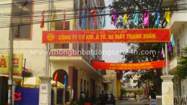 Dự án chung cư của Công ty Thanh Xuân nhiều sai phạm 4