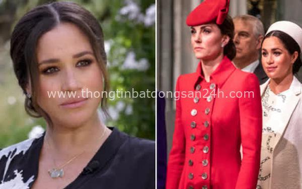 Meghan Markle đấu tố trực diện chị dâu Kate, tiết lộ hàng loạt bí mật gây sốc về Hoàng gia Anh và khẳng định mình bị chèn ép đến trầm cảm 6