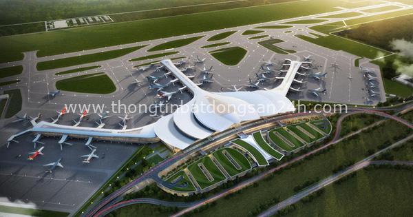 Sẵn sàng vốn cho 2 tuyến đường kết nối sân bay Long Thành 2