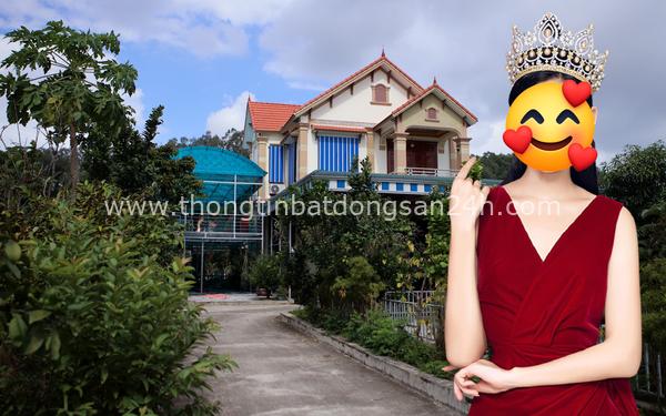 """Thăm khu vườn ngập cây trái của Hoa hậu ăn mặc giản dị ngay cả khi đã đăng quang, về quê là chạy ngay ra vườn chụp ảnh """"check in"""" 3"""