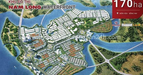 Thâu tóm xong, dự án gần 10.000 tỷ ven sông Đồng Nai của Nam Long bất ngờ có động thái mới 7