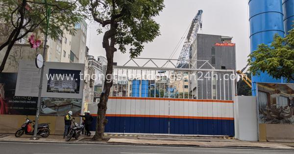 Từng có giá đền bù 1 tỷ đồng/m2, nhà phát triển khu đất 4.000m2 sát Hồ Gươm đã được chuyển giao từ Tân Hoàng Minh sang Masterise Homes 6