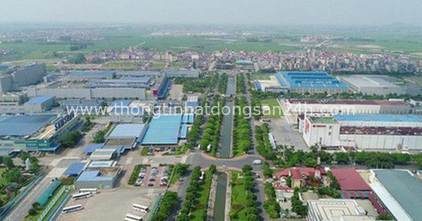 Bắc Ninh có thêm 4 khu công nghiệp 1.000 ha, vốn đầu tư 12.000 tỷ đồng 5