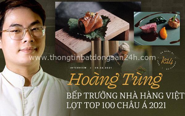 Bếp trưởng nhà hàng Hà Nội lọt top 100 châu Á: Bỏ sự nghiệp nước ngoài, về nước với công thức thành công chỉ sau 2 năm 1