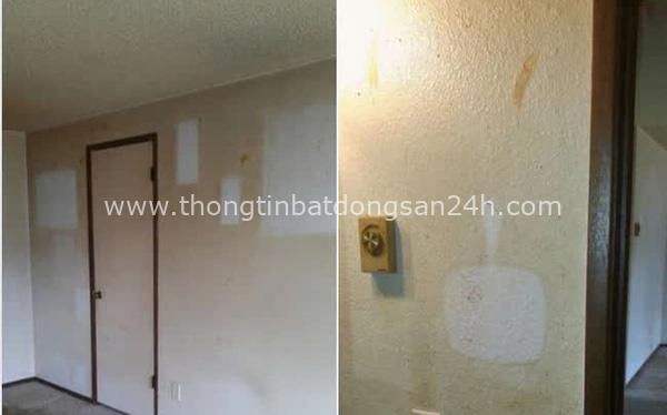 Khi biết nguyên nhân vì sao hai bức tường này lại ố vàng, nhiều người không khỏi kinh hãi và lo lắng 6
