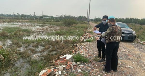 Sôi động thị trường đất nền vùng ven Sài Gòn 5