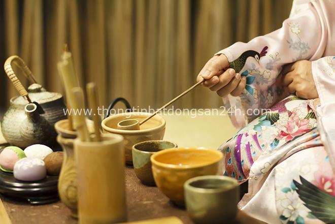 Trà đạo – nghệ thuật thưởng trà hàm chứa triết lý sống tinh tế của người Nhật