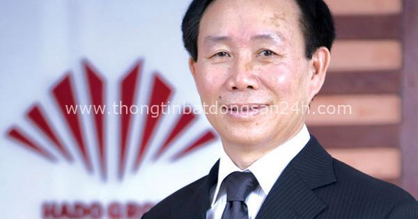 """Bất ngờ với ông chủ siêu dự án """"hot"""" nhất Hà Nội vừa bị thanh tra, nắm trong tay hàng trăm ha đất vàng, sở hữu hai doanh nghiệp BĐS lớn, là người giàu thứ 67 trên sàn chứng khoán Việt Nam 6"""
