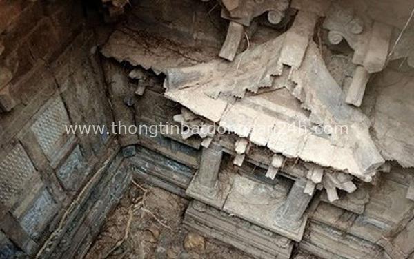 Trộm mộ luôn vét sạch mộ cổ nhưng có một thứ dù chồng chất hàng tấn trong lăng chúng cũng không động vào, đó là gì? 3