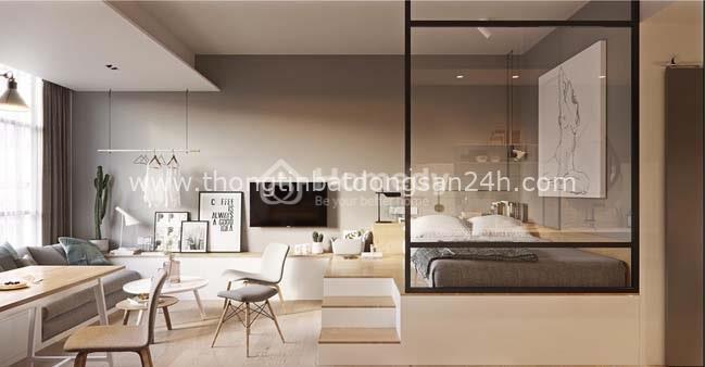 5 mẹo thiết kế phòng trọ 30m2 đẹp long lanh như kiến trúc sư 7