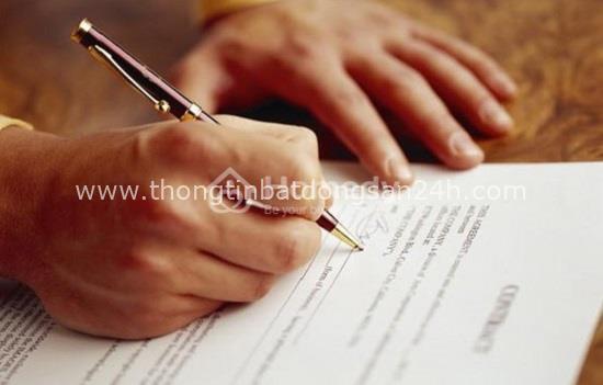 Cập nhật mẫu giấy mua bán đất chuẩn, mới nhất 4