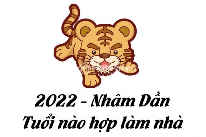 Tổng hợp tuổi đẹp làm nhà năm 2022 theo phong thủy 5